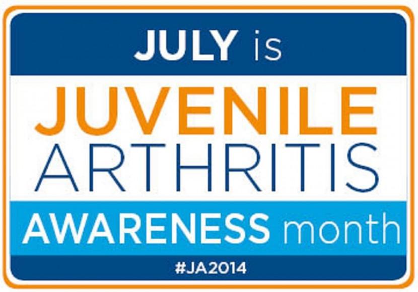 July: Juvenile Arthritis Awareness Month