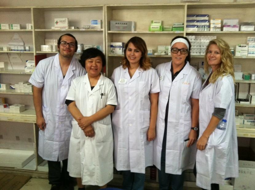 Global Health Engagement: Bo Hua Update #2